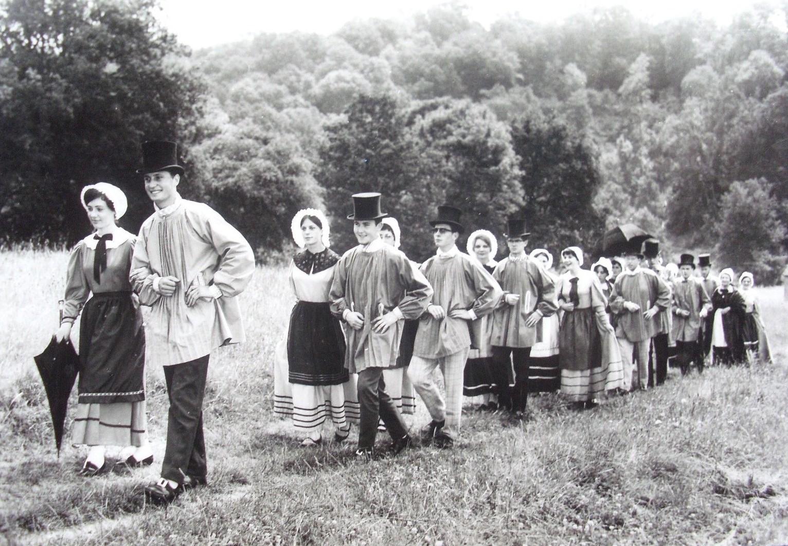 Au quotidien - Art de vivre et costumes - Folklore Sarthois