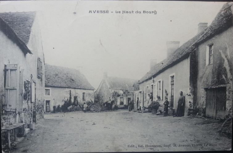 Avessé - Le Haut du Bourg 01