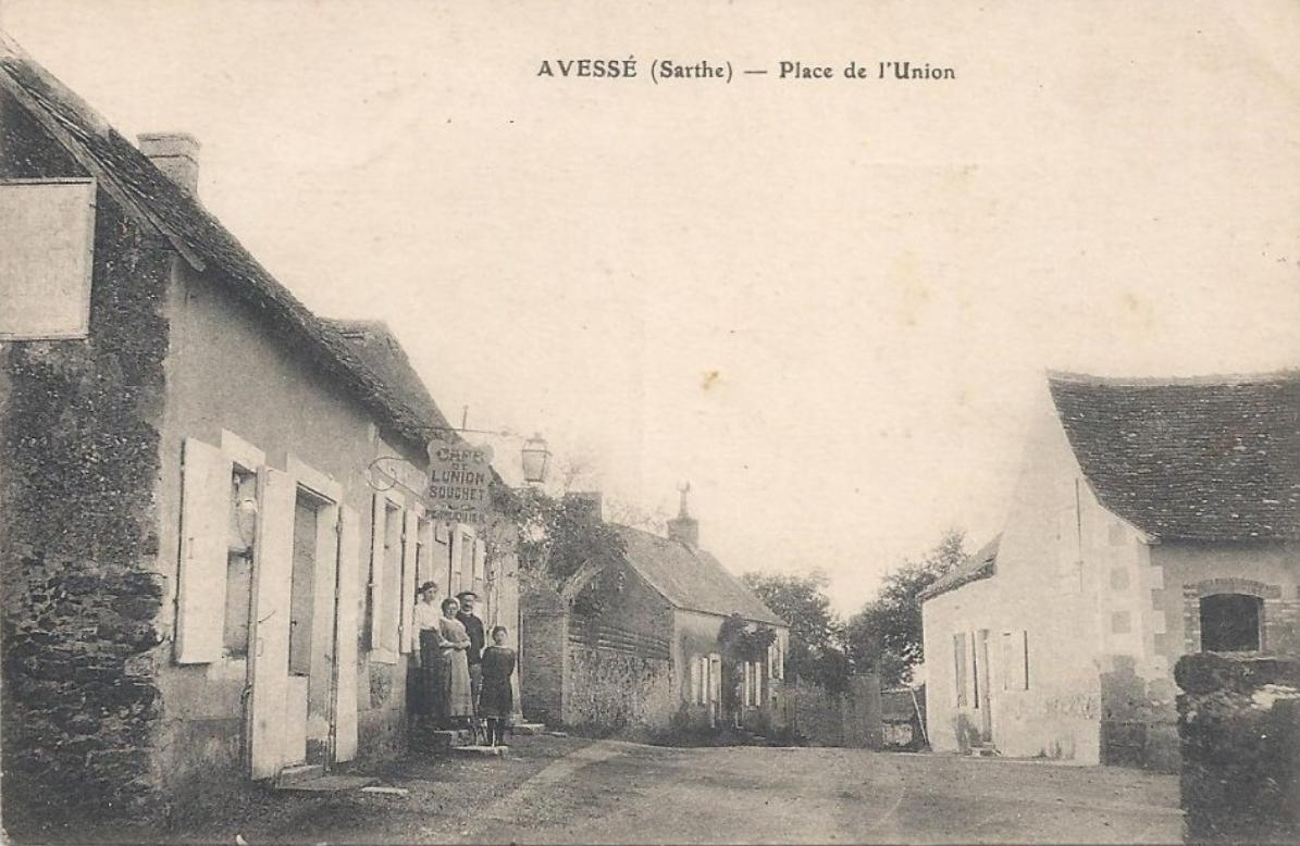 Avessé - Place de l'Union