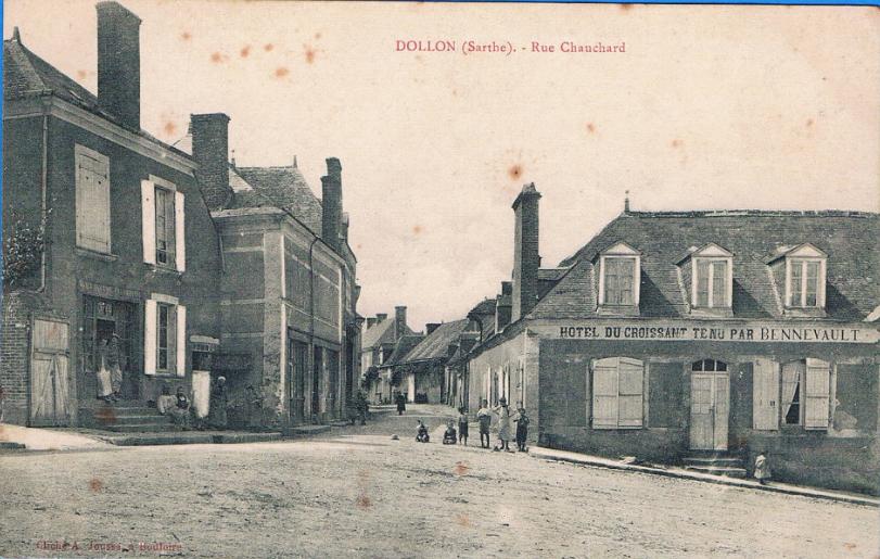 Dollon - Rue Chauchard