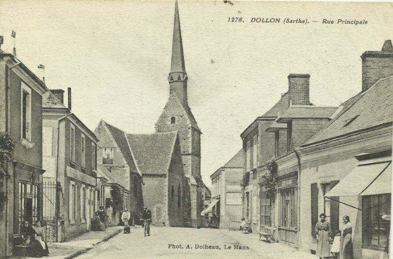 Dollon - Rue Principale