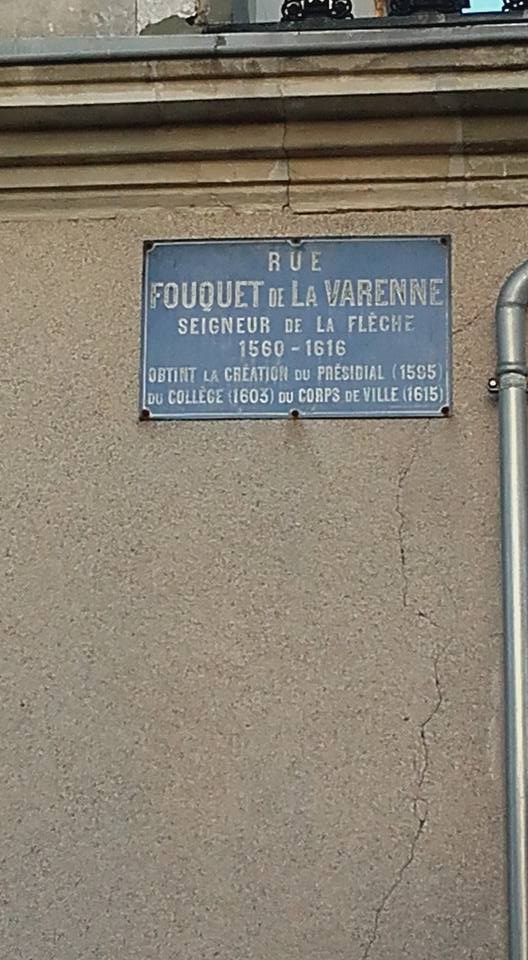 La Flèche - Rue Fouquet de la Varenne 02 (Michel Mimitontonparrain)