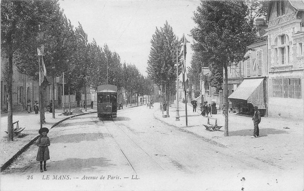 Le Mans - Avenue de Paris