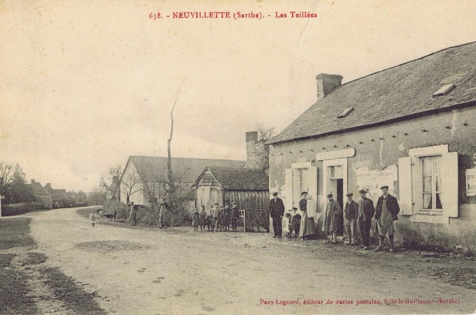 Neuvillette - Les Teillées