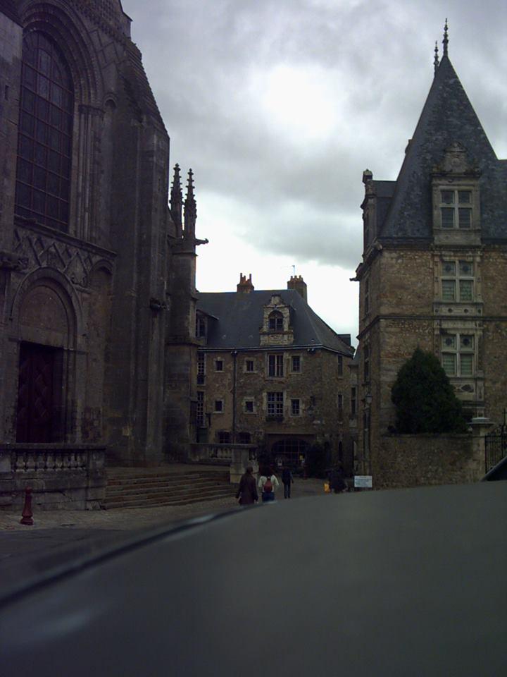 Le Mans en 2004 - Cathédrale Saint Julien 03