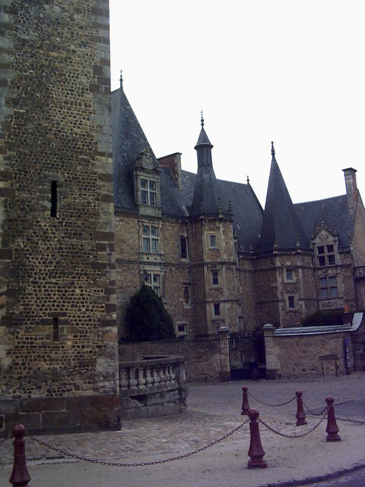 Le Mans en 2004 - Cathédrale Saint Julien 05