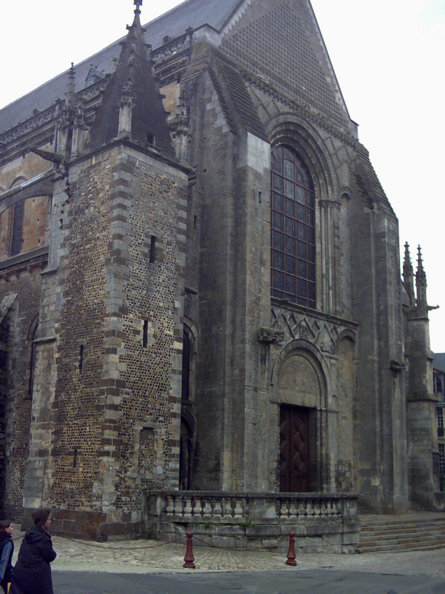 Le Mans en 2004 - Cathédrale Saint Julien 09