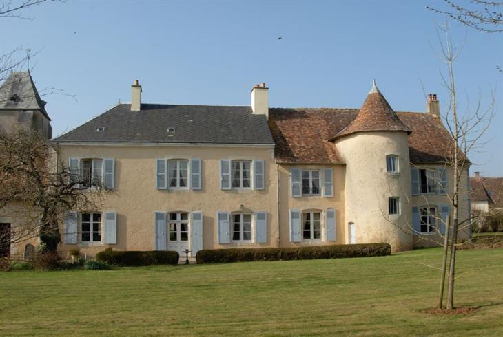 Beaumont sur Sarthe - Manoir (Source Internet, Kôté Maison)