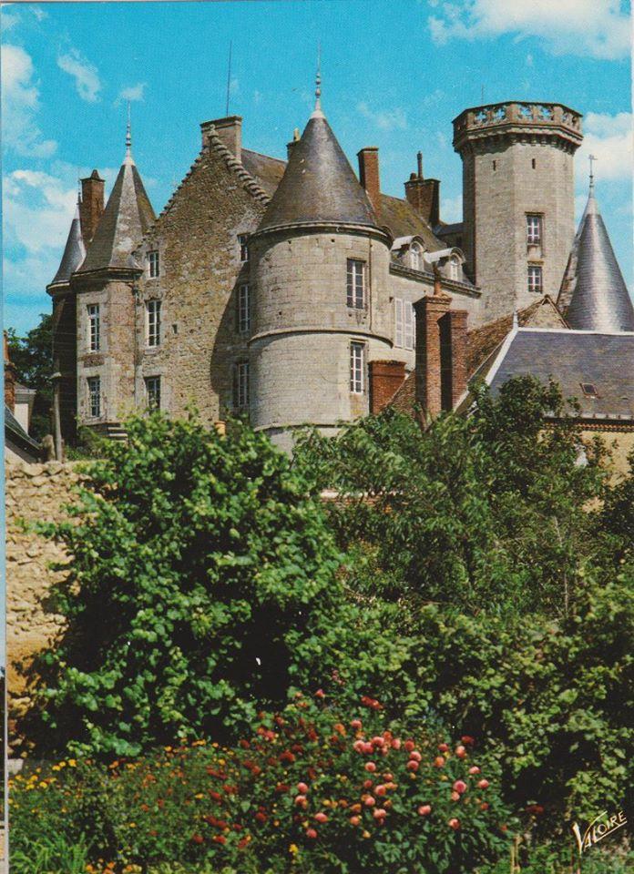 Montmirail - Château 01 (Janine Laval)