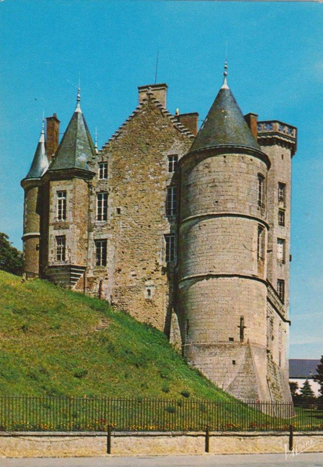 Montmirail - Château 02 (Janine Laval)