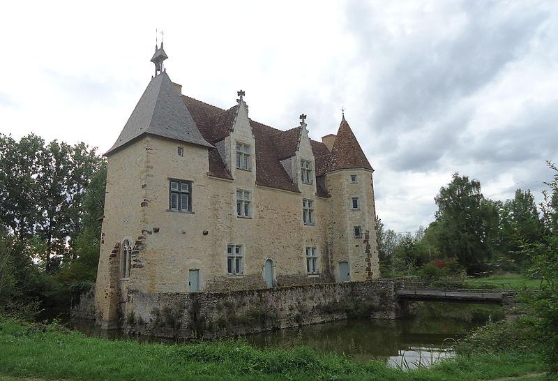 Saint Ouen en Belin - Manoir de la Poissonnière (Source Internet, Gregofhuest)