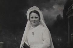 Bonnétable - Communion - BOULAY Juliette - Ma maman - 1946 (Sylvie Leveau)