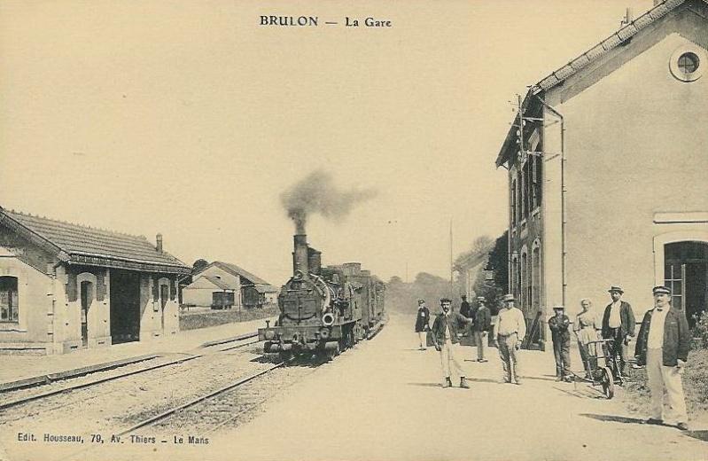 Brûlon - La Gare 03