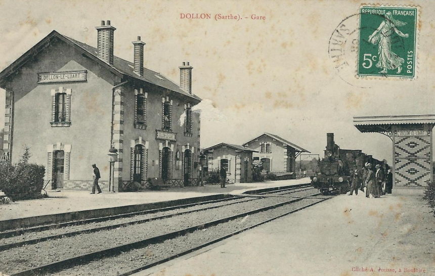 Dollon - Gare