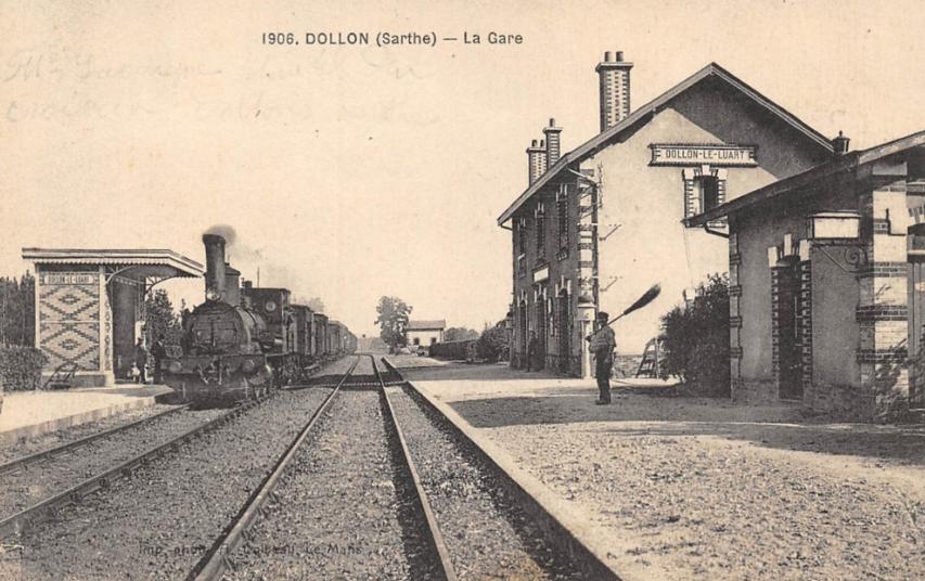 Dollon - La Gare
