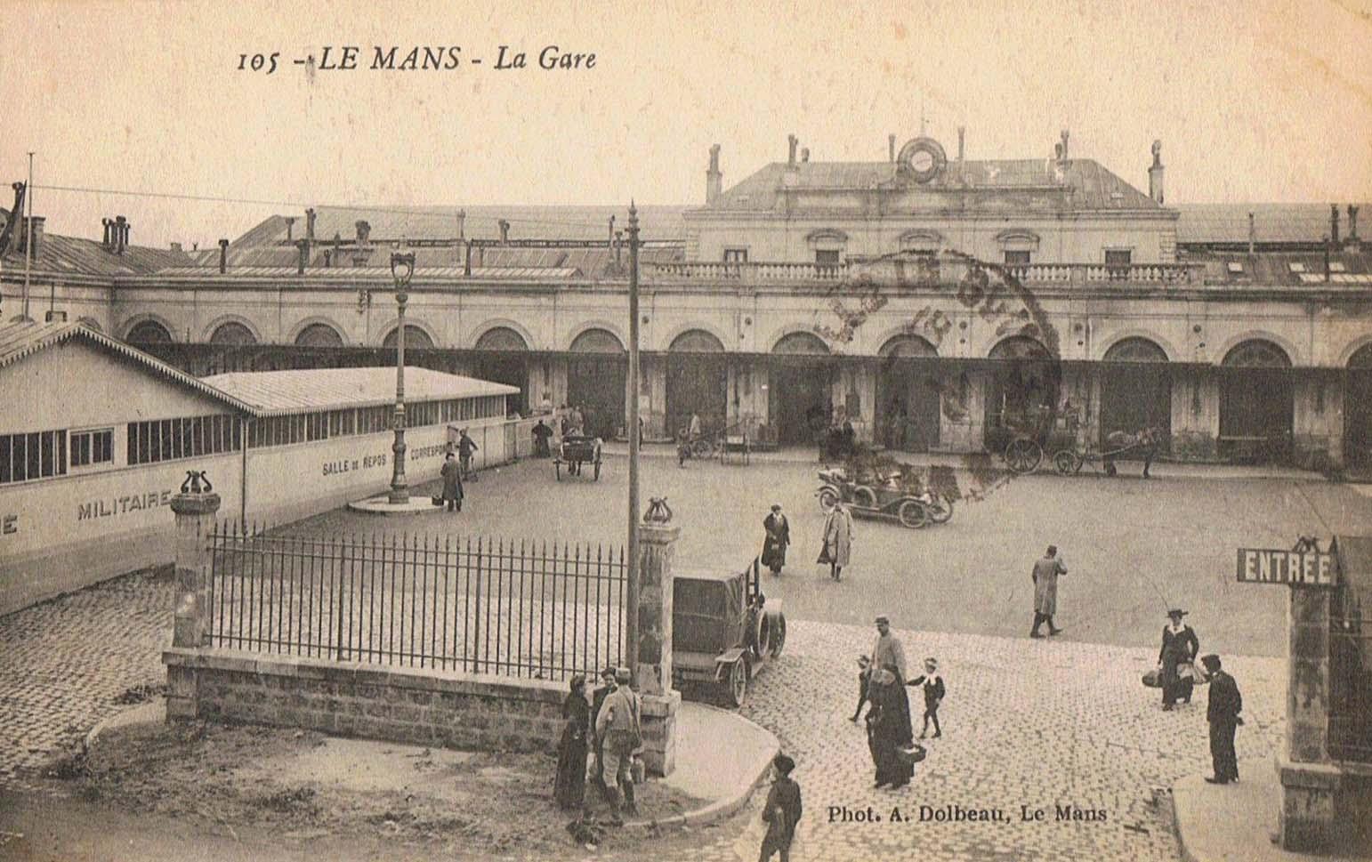 Le Mans - La Gare 01