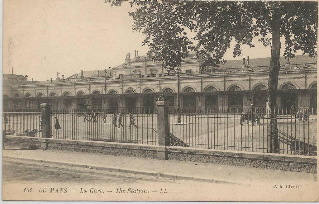 Le Mans - La Gare 02