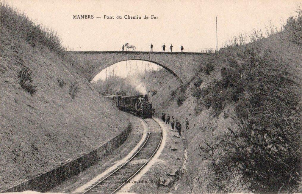 Mamers - Pont du Chemin de Fer