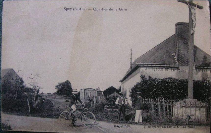 Spay - Quartier de la Gare