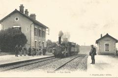 Brûlon - La Gare 01