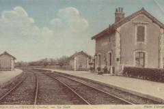 Chemiré en Charnie - La Gare