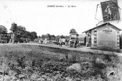 Degré - La Gare