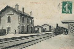 Dollon - Gare