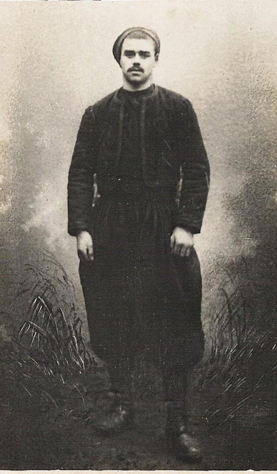 Militaires - Soldats - AUBIER Fernand, Gabriel (Véronique Serve-Catelin)