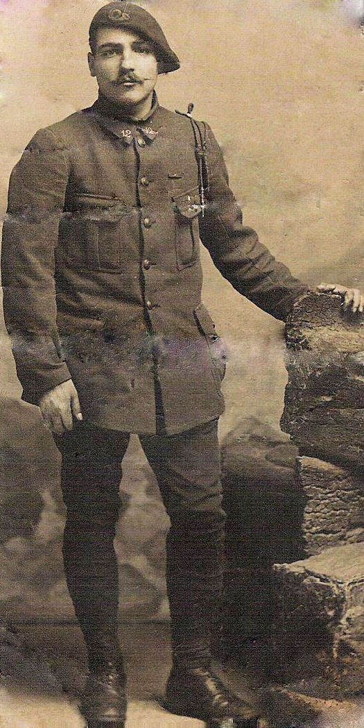 Militaires - Soldats - AUBIER Victor à vérifier (Véronique Serve-Catelin)