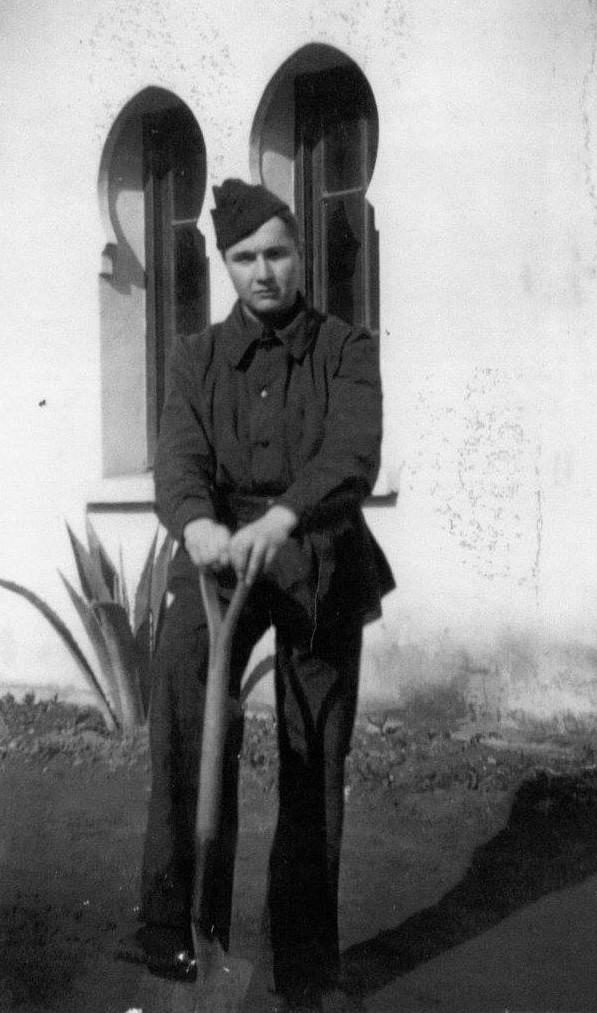 Militaires - Soldats - JOUANNEAU René, Albert - Mon père en Algérie (Nicole Jouanneau)