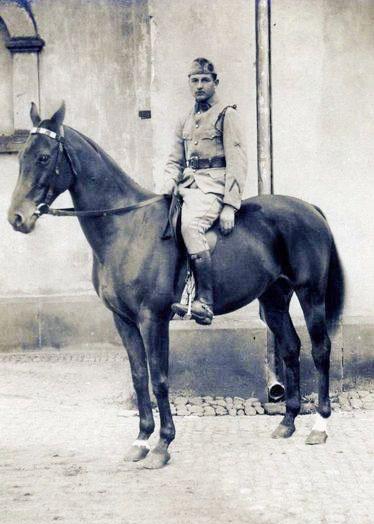 Militaires - Soldats - JOUANNEAU René, Alphonse - Mon grand père (Nicole Jouanneau)