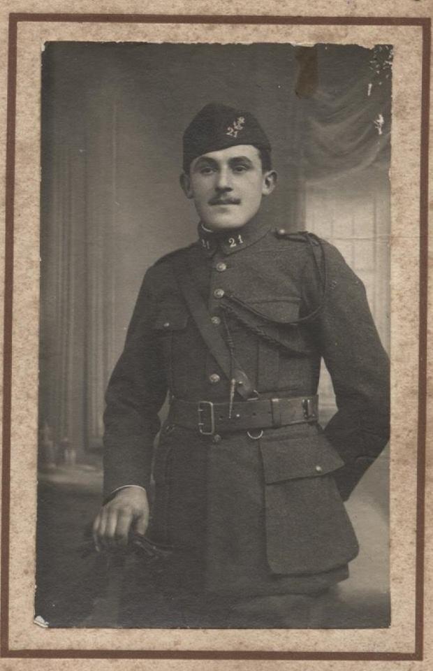 Militaires - Soldats - LAHOREAU Louis - Mon arrière grand oncle (Virginie Laure)