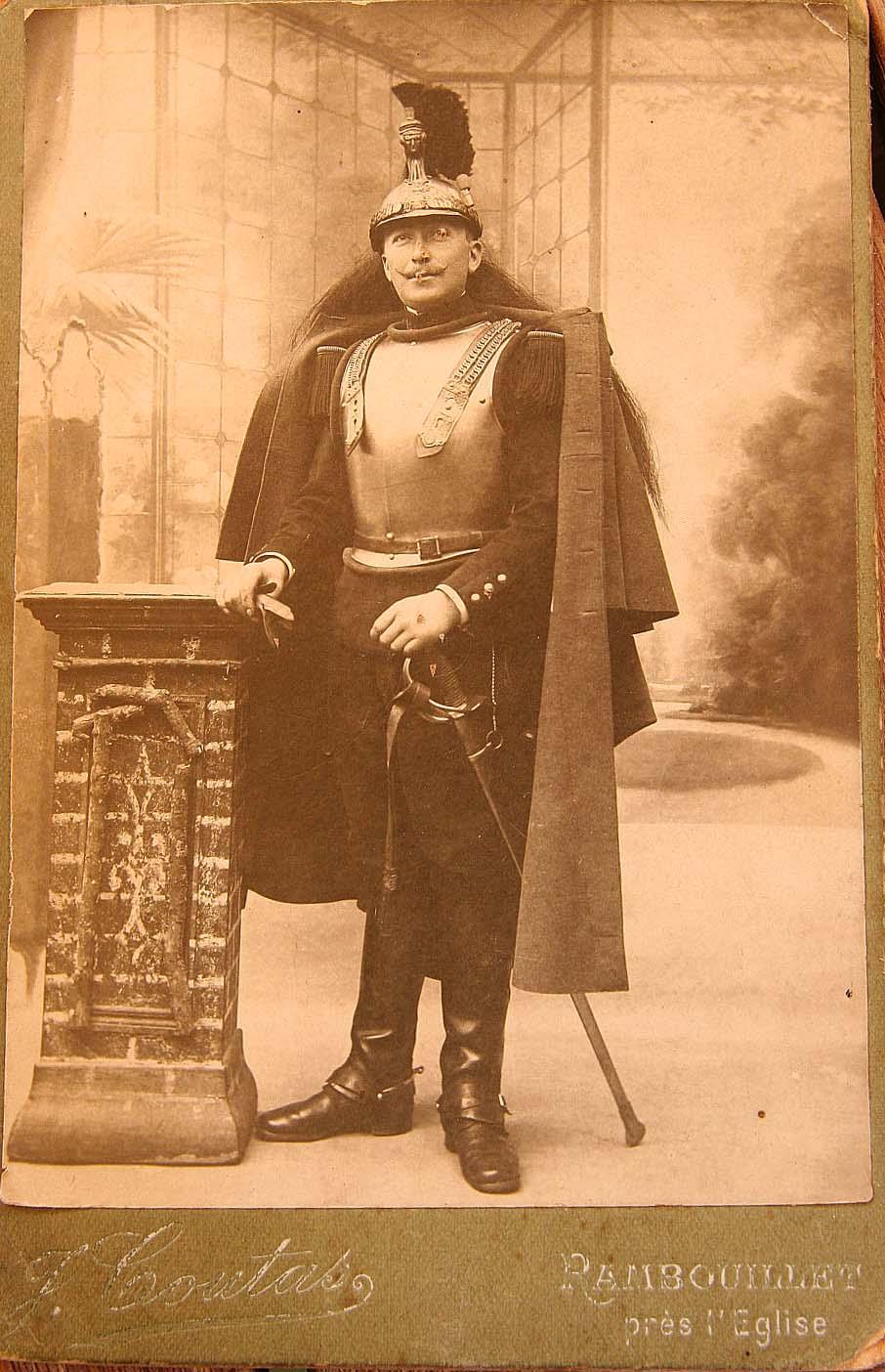 Militaires - Soldats - LEBRUN Louis, Gustave, Firmin - Mon arrière grand oncle (Loïc Richer)