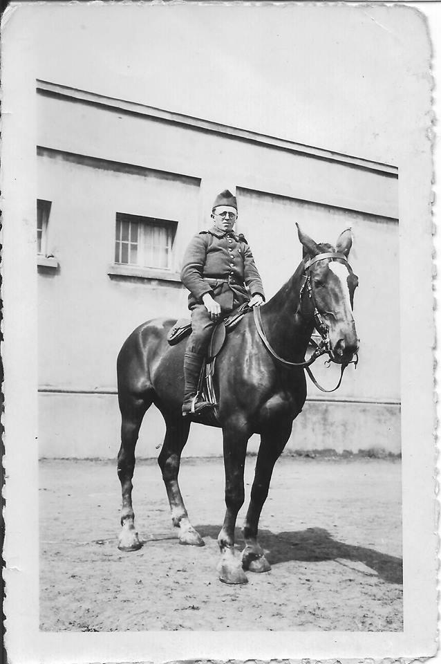 Militaires - Soldats - REMARS Henri - Mon père (Marie-Yvonne Mersanne)
