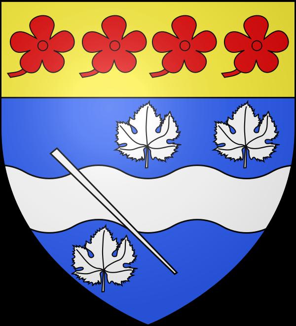 Armoiries et Blasons - Blason de Mareil sur Loir