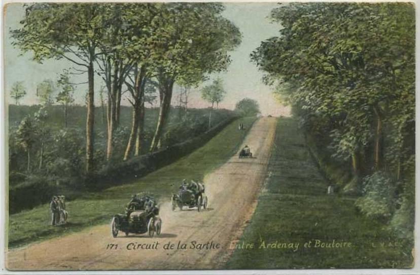 Circuit de la Sarthe - Entre Ardenay et Bouloire