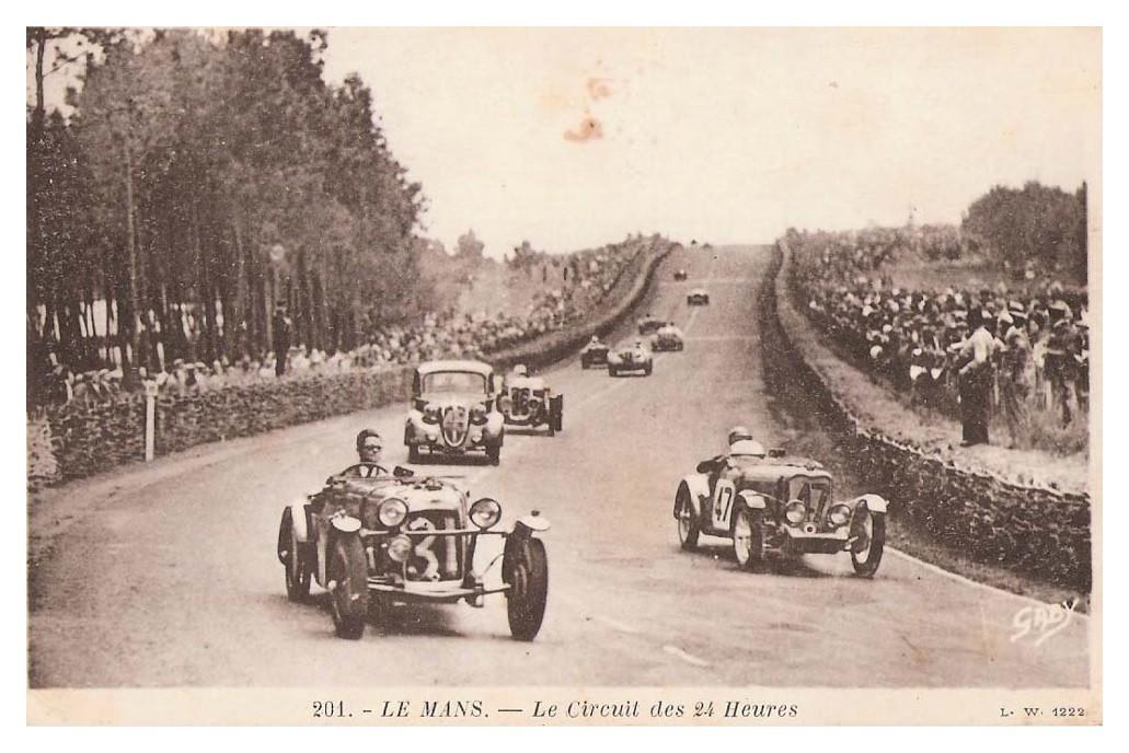 Le Mans - Le Circuit des 24 Heures