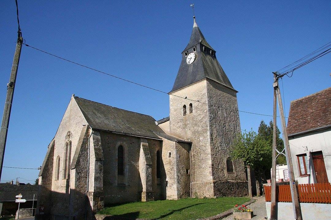 Amné - Eglise Saint Martin 01 (Sylvie Leveau)