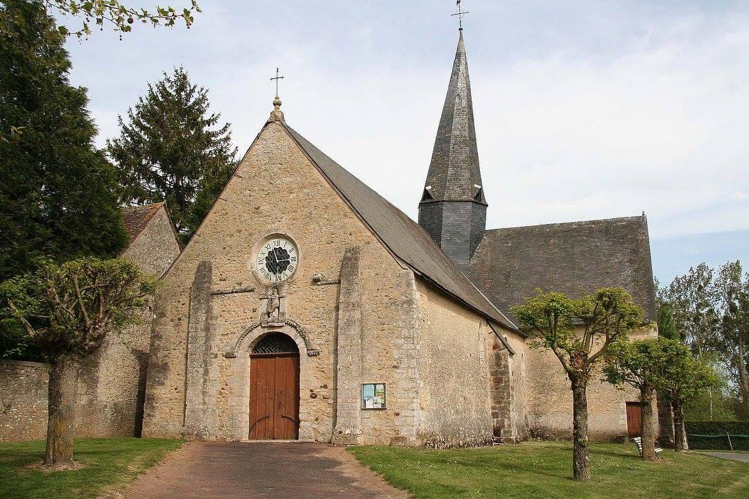 Auvers sous Montfaucon - Eglise Saint Pierre et Saint Paul 01 (Sylvie Leveau)