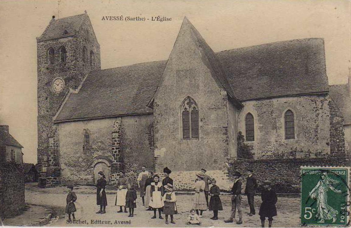 Avessé - L'Eglise