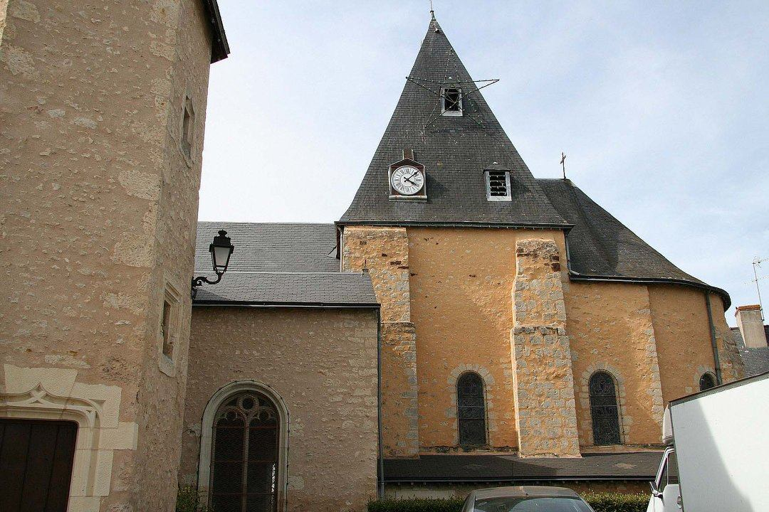 Chantenay Villedieu - Eglise Saint Jean Baptiste 02 (Sylvie Leveau)