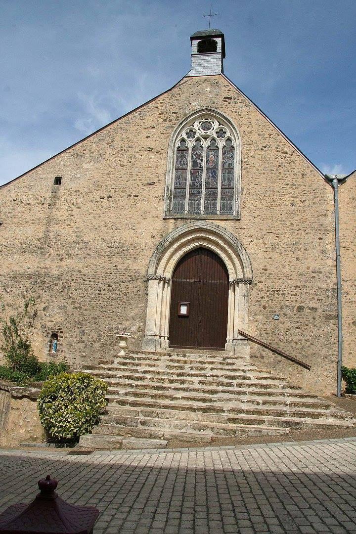 Chantenay Villedieu - Eglise Saint Jean Baptiste 03 (Sylvie Leveau)
