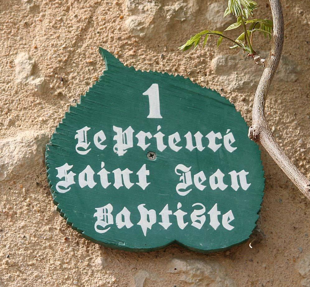 Chantenay Villedieu - Eglise Saint Jean Baptiste 04 (Sylvie Leveau)