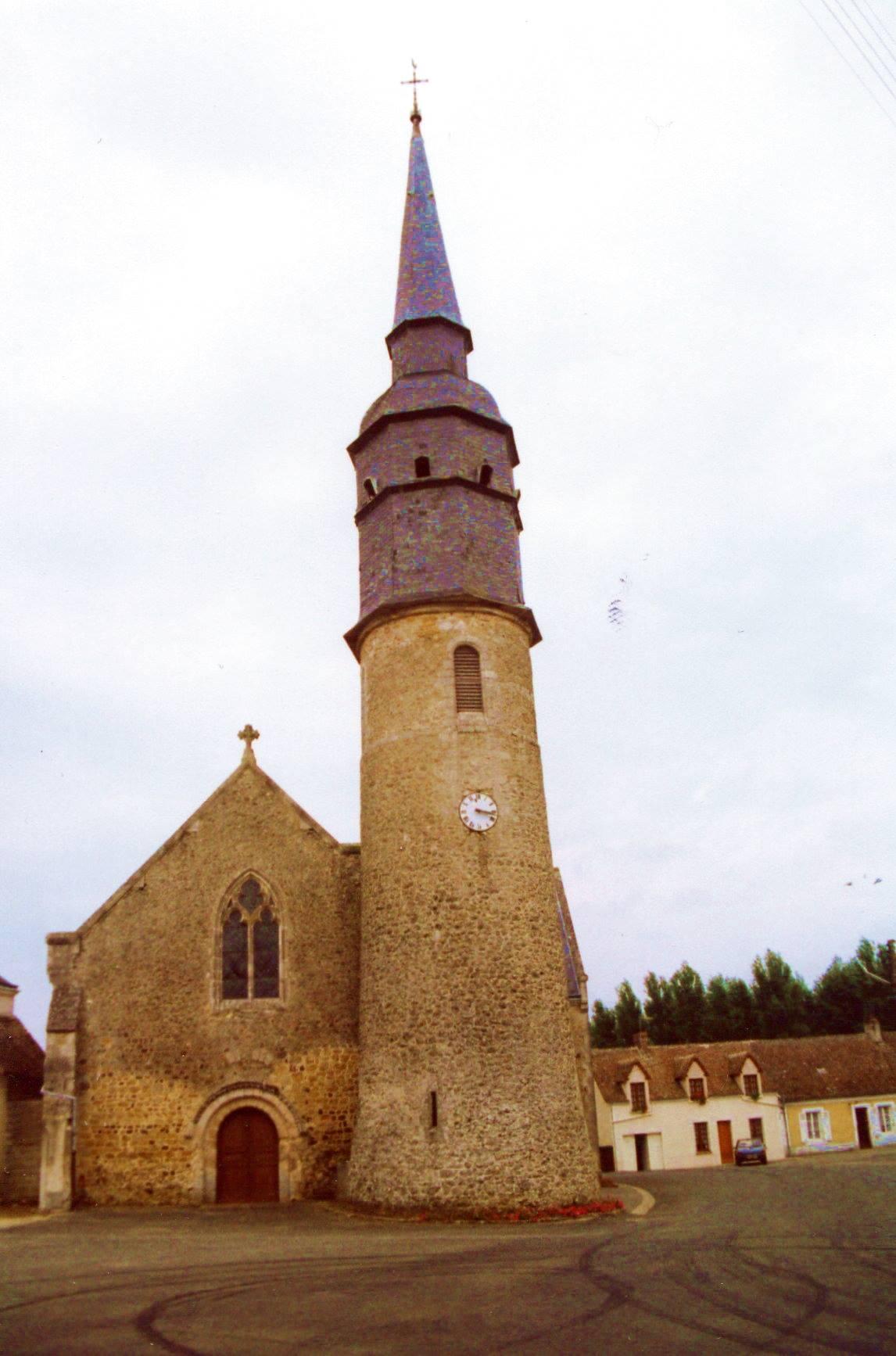 Congé sur Orne - Eglise Notre Dame et Sainte Marie Madeleine (Camille Chauvet)