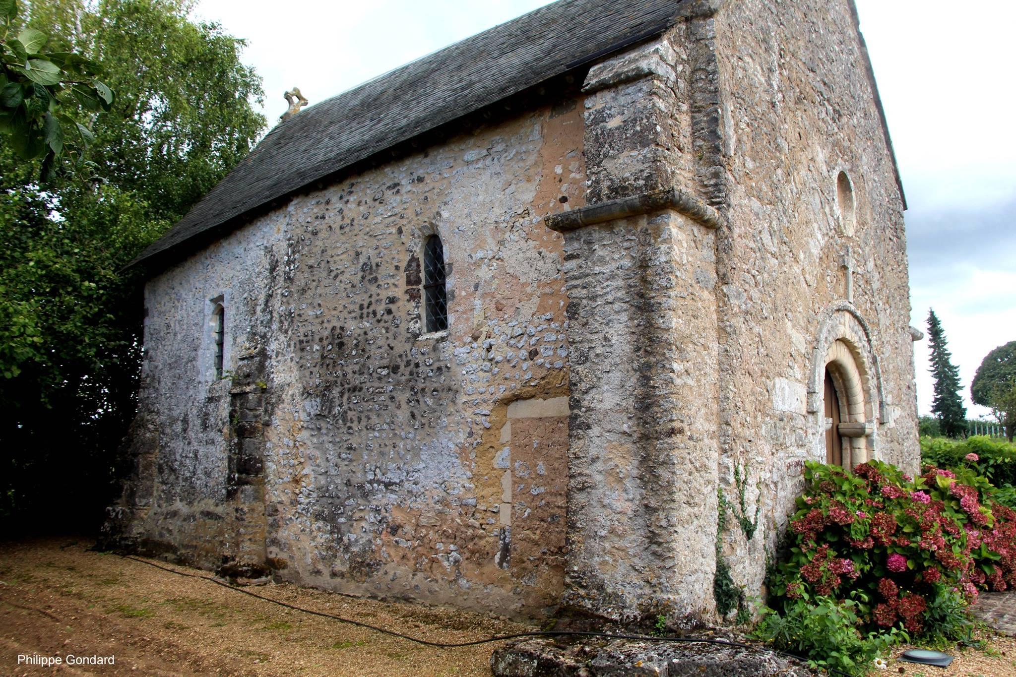 Conlie - Chapelle Saint Hilaire et Saint Eutrope de Verniette 05 (Philippe Gondard)