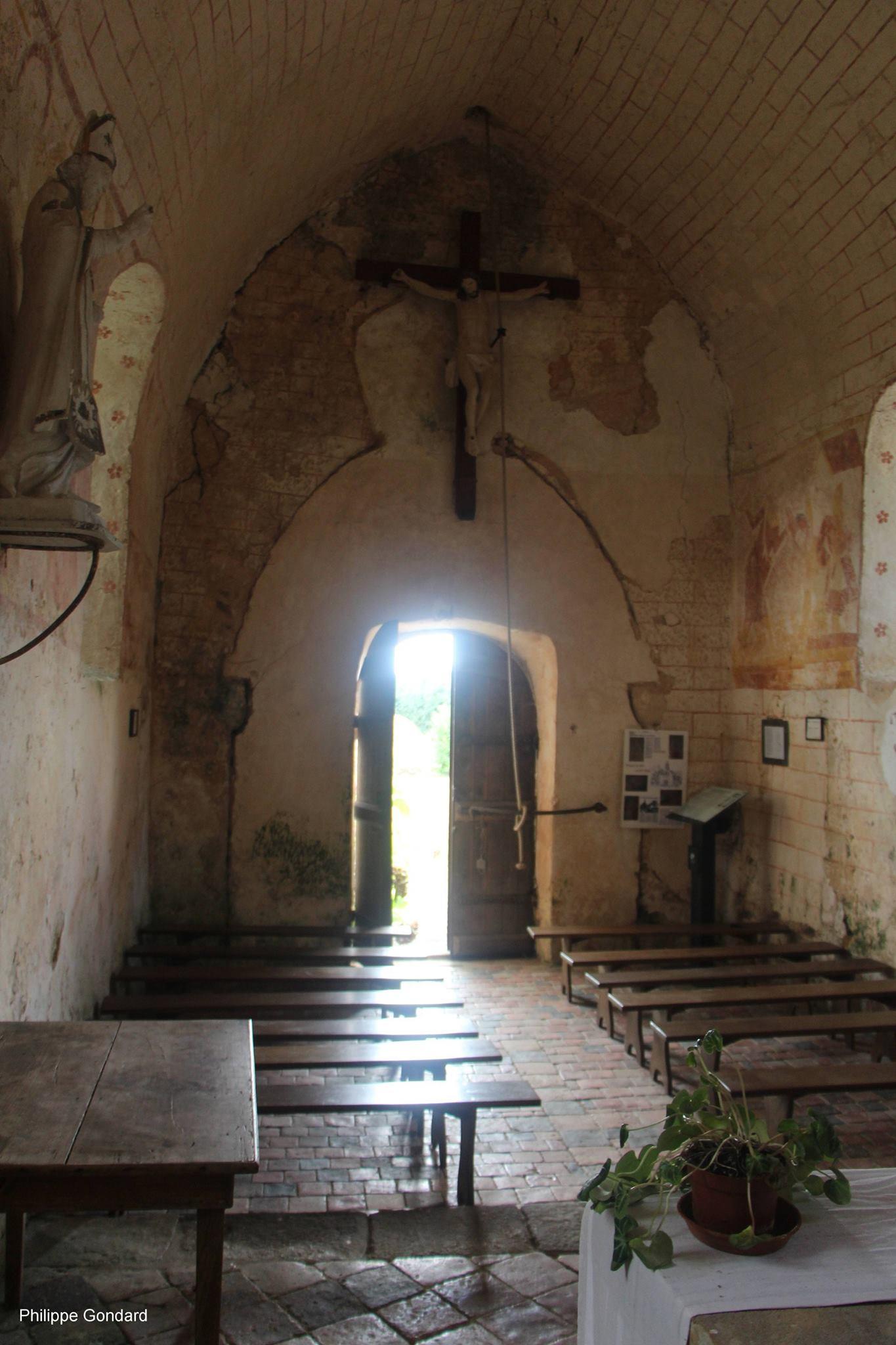 Conlie - Chapelle Saint Hilaire et Saint Eutrope de Verniette 07 (Philippe Gondard)