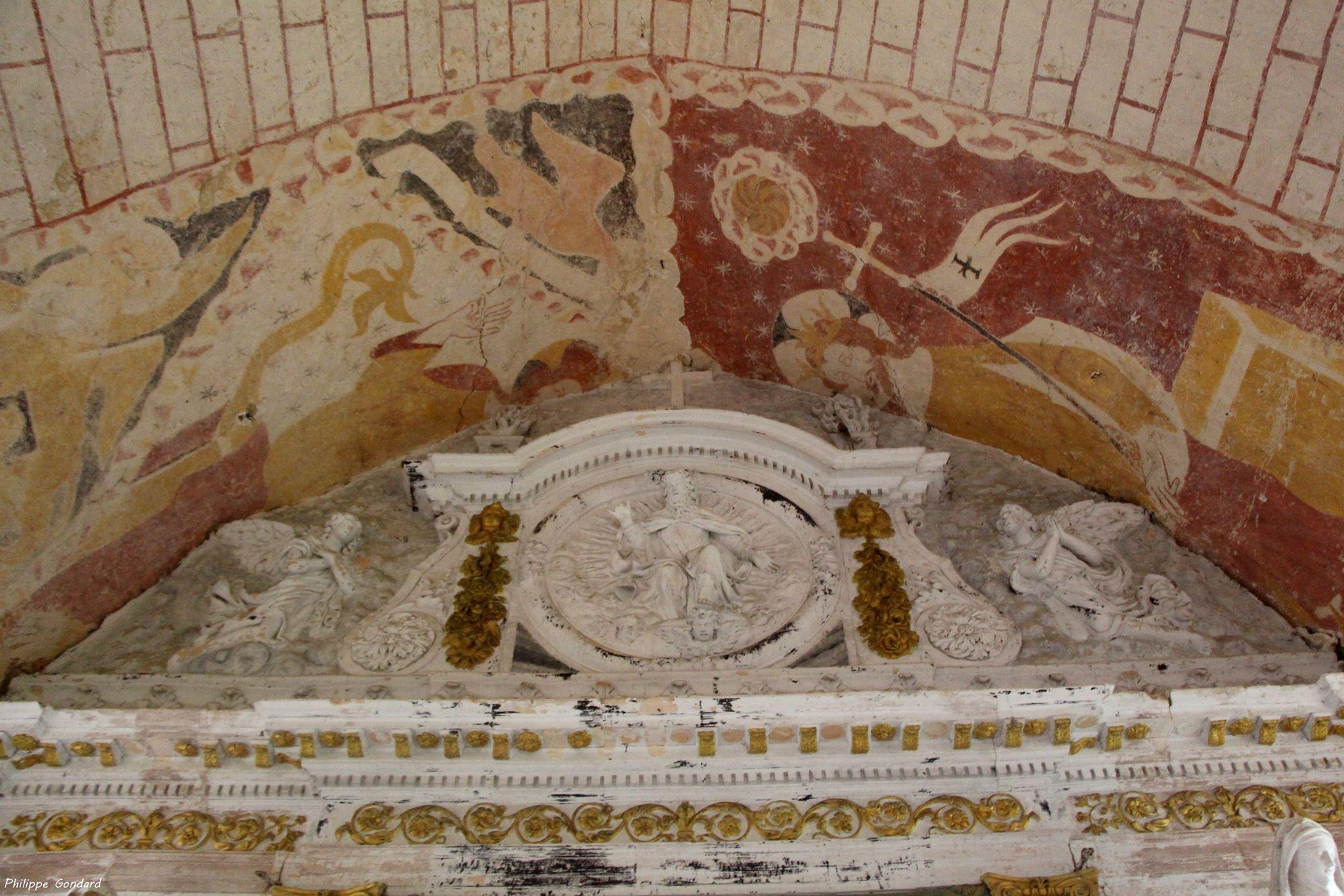 Conlie - Chapelle Saint Hilaire et Saint Eutrope de Verniette 11 (Philippe Gondard)
