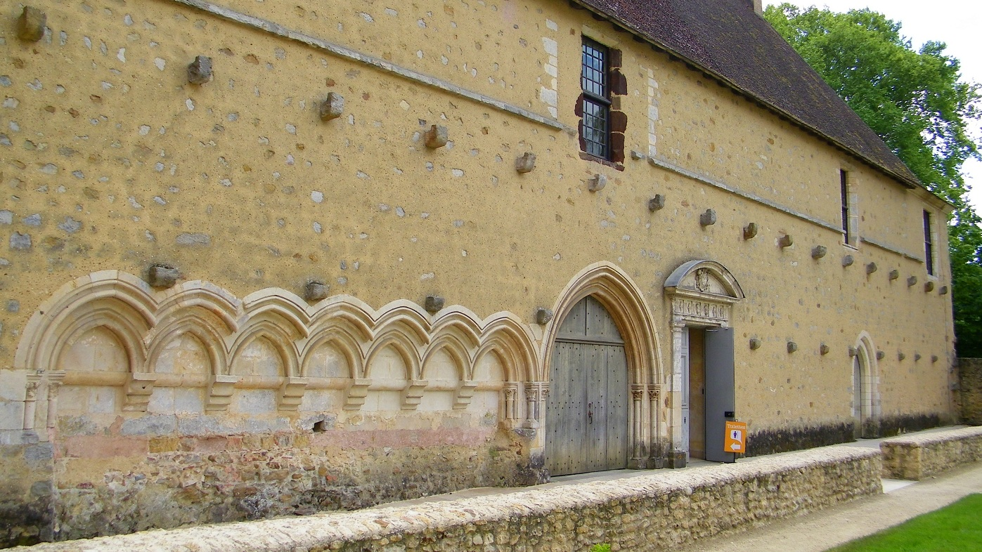 Le Mans - Abbaye de l'Epau 02 (Source Internet, The Baguette)