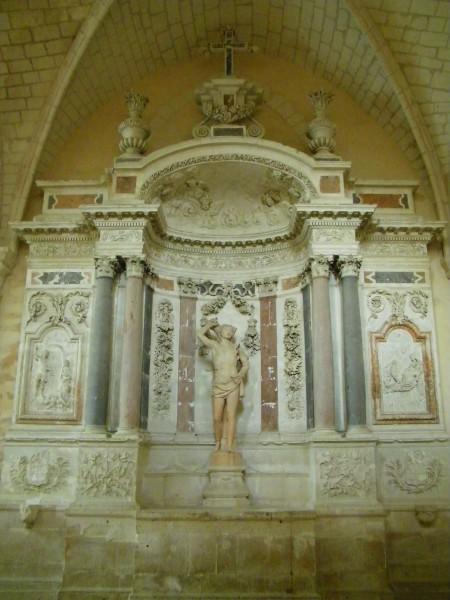 Le Mans - Abbaye de l'Epau 04 (Source Internet, The Baguette)