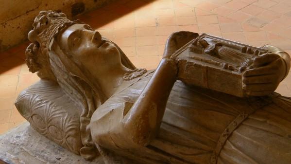 Le Mans - Abbaye de l'Epau - La salle capitulaire 02 (Source Internet, The Baguette)